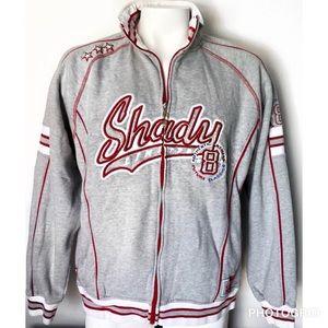 RARE SHADY LTD Rapper Eminem Jacket sz L